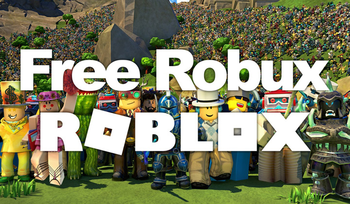 How To Get Free Robux For Roblox Legit Working In 2018