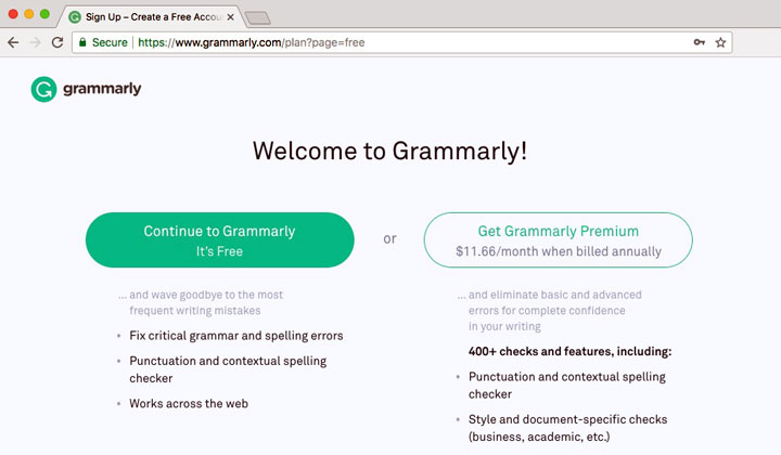 how to get grammarly premium for free 2019