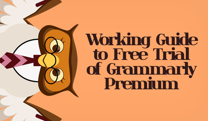 Grammarly Free Trial
